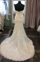 San Patrick | Wedding Dress | Fit to Flare | ST560S