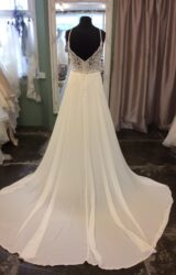 Eddy K | wedding Dress | Aline | ST562S