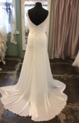 San Patrick | Wedding Dress | Fit to Flare | ST563S