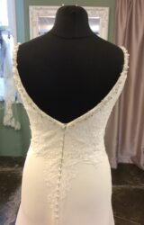 San Patrick   Wedding Dress   Fit to Flare   ST563S