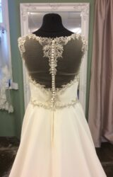 Sincerity | Wedding Dress | Aline | ST569S