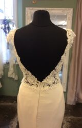 Paloma Blanca | Wedding Dress | Fishtail | ST566S
