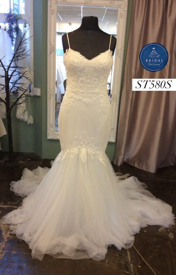 Sincerity | Wedding Dress | Fishtail | ST580S