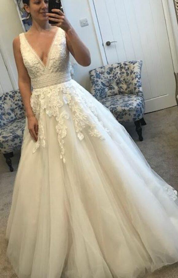 Justin Alexander | Wedding Dress | Ballgown | C2330