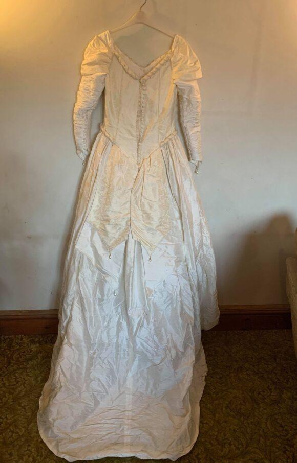 Custom Made | Wedding Dress | Aline | C2298