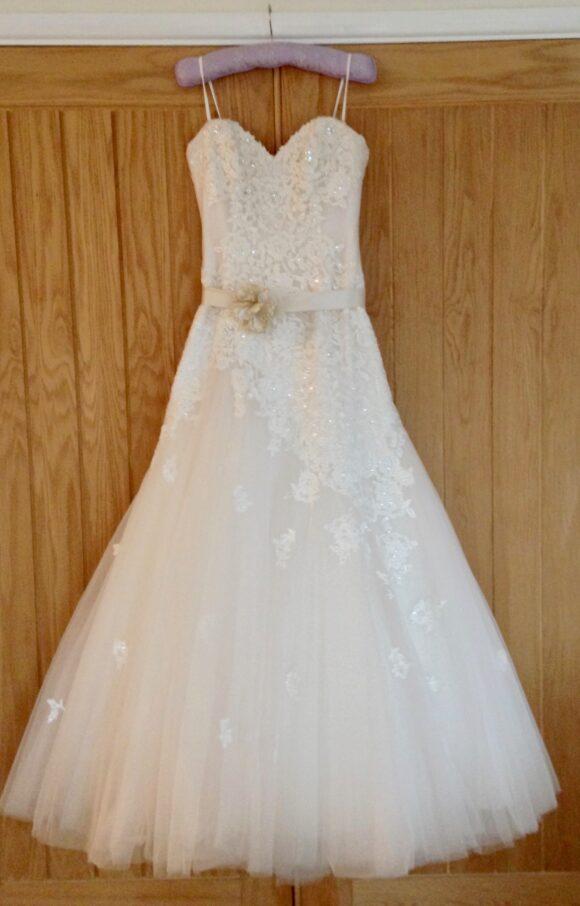 Sophia Tolli | Wedding Dress | Fit to Flare | C2174
