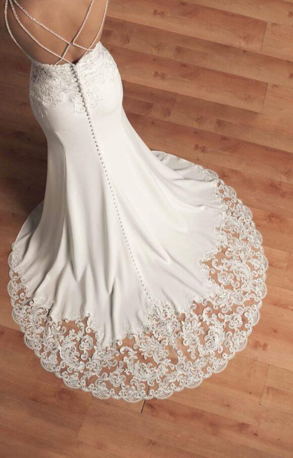 Stella York   Wedding Dress   Sheath   C2144