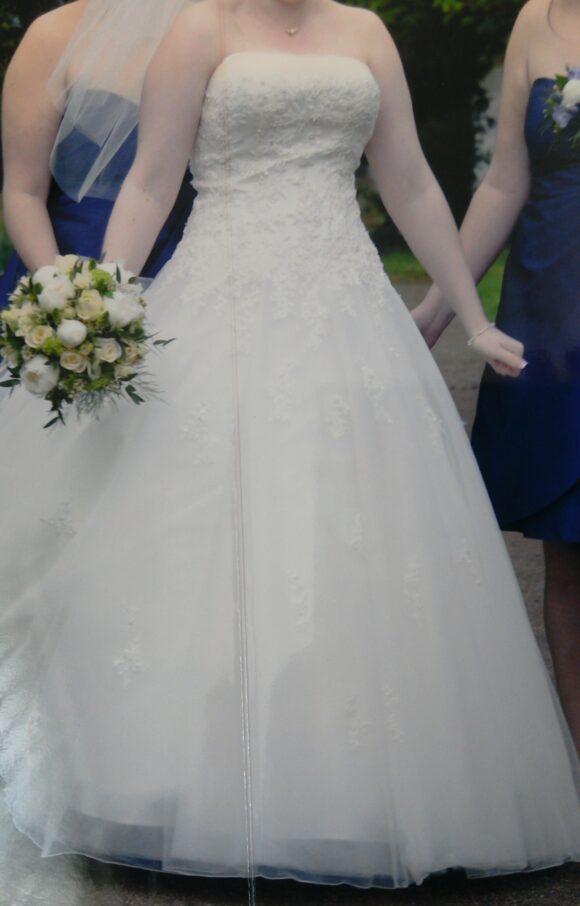 Sincerity | Wedding Dress | Aline | C2153