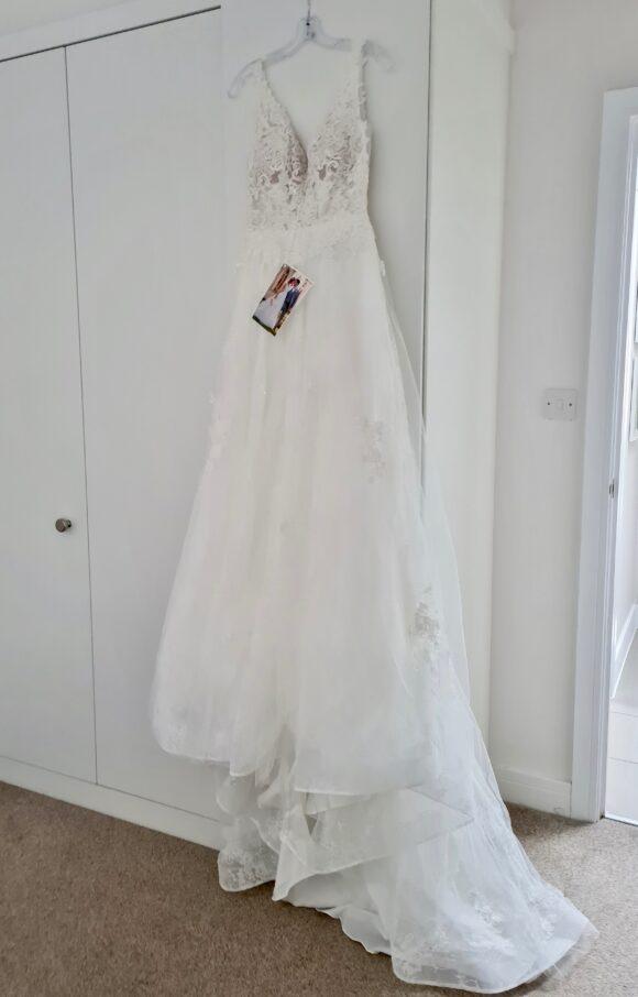 Stella York   Wedding Dress   Aline   C2145
