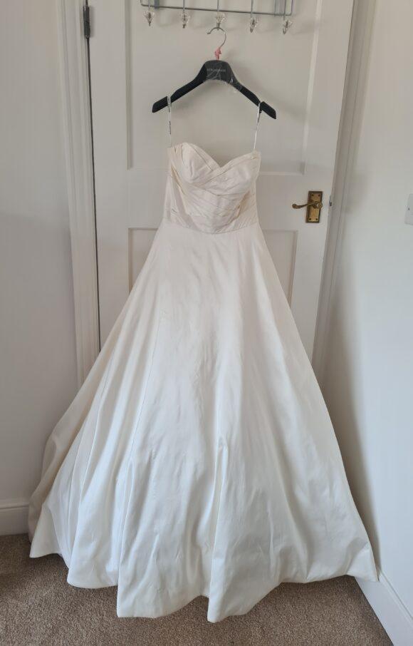 Justin Alexander | Wedding Dress | Aline | C2215