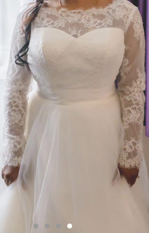 Unknown Designer   Wedding Dress   Aline   C2193