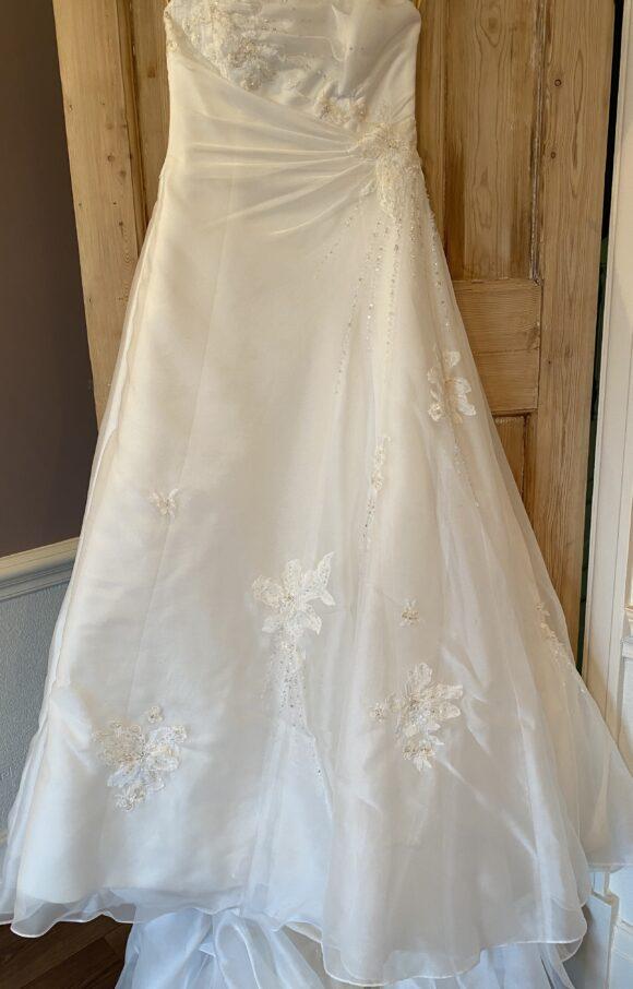 Maggie Sottero | Wedding Dress | Aline | C2131