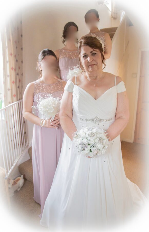 Veromia | Wedding Dress | Aline | C2180
