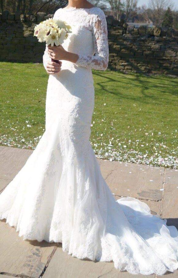 Ellis Bridal | Wedding Dress | Fishtail | C2154