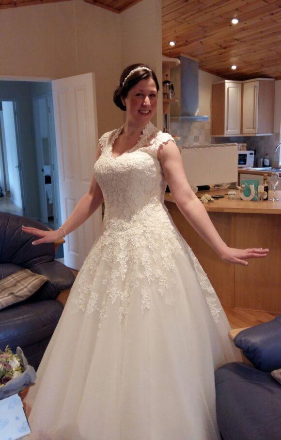 Justin Alexander | Wedding Dress | Aline | C2127