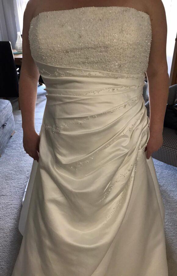 Hilary Morgan | Wedding Dress | Aline | C2177