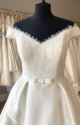 Nicole Spose | Wedding Dress | Aline | L435C
