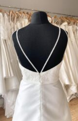 Nicole Spose | Wedding Dress | Fit to Flare | L440C