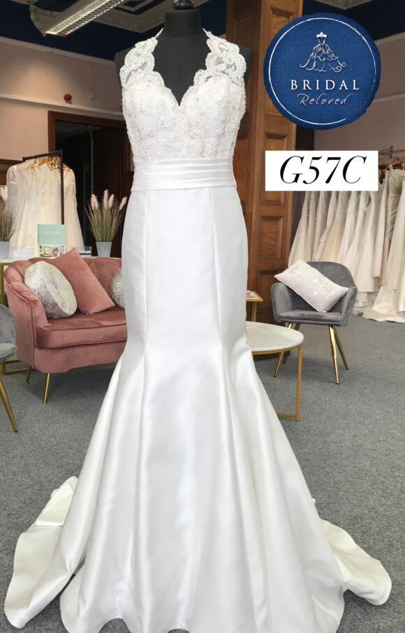 Morilee | Wedding Dress | Fishtail | G57C