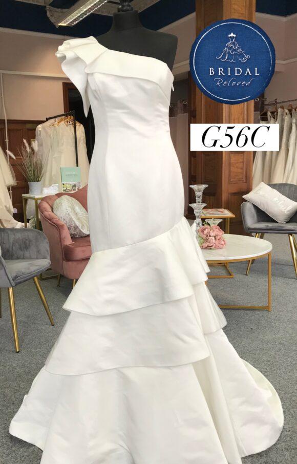 Pronovias | Wedding Dress | Fit to Flare | G56C