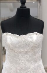 Madeline Gardner | Wedding Dress | Drop Waist | LE350M