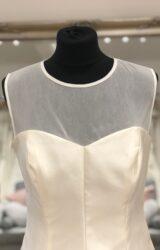 Alfred Sung | Wedding Dress | Tea Length | LE351M