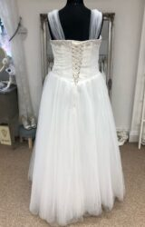 Wedding Collection | Wedding Dress | Aline | LE299M