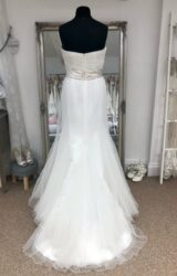 Forever Yours | Wedding Dress | Fit to Flare | LE352M