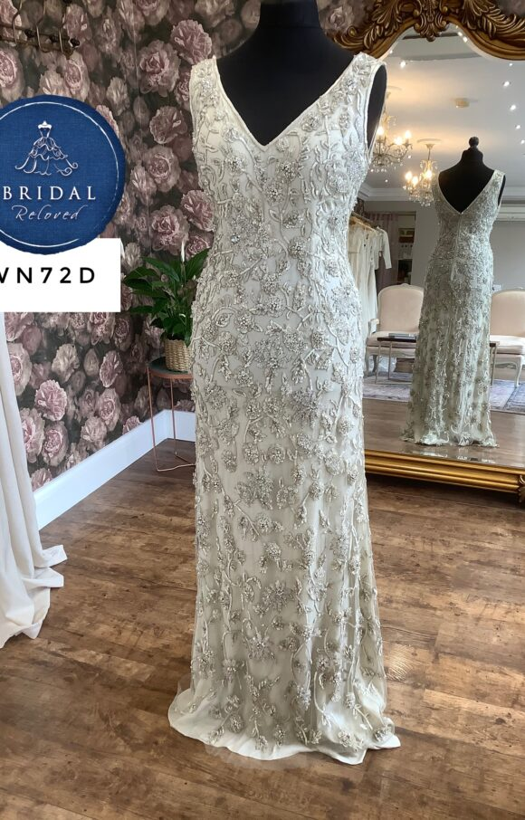 Eliza Jane Howell  Wedding Dress | Column | WN72D