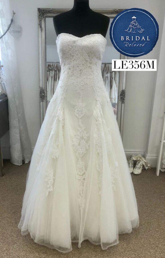 Alfred Angelo | Wedding Dress | Aline | LE356M