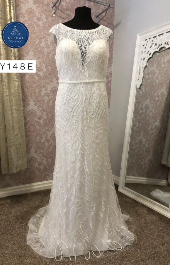 Eternity | Wedding Dress | Column | Y148E
