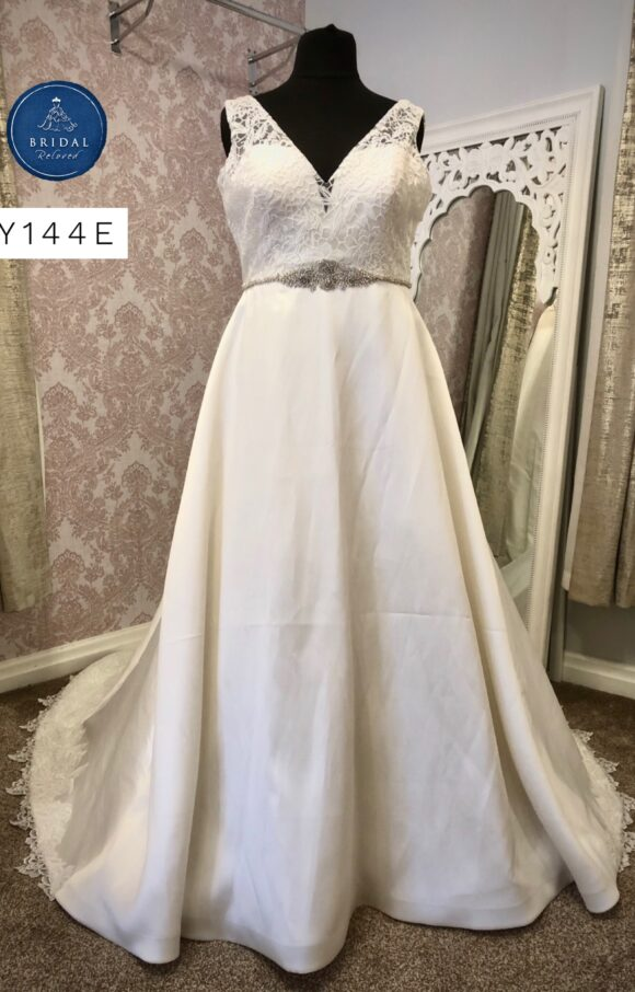 Nieve Couture | Wedding Dress | Aline | Y144E