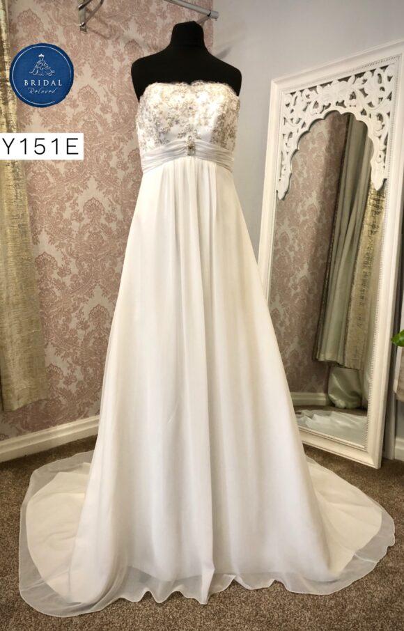 Amanda Wyatt   Wedding Dress   Empire   Y151E