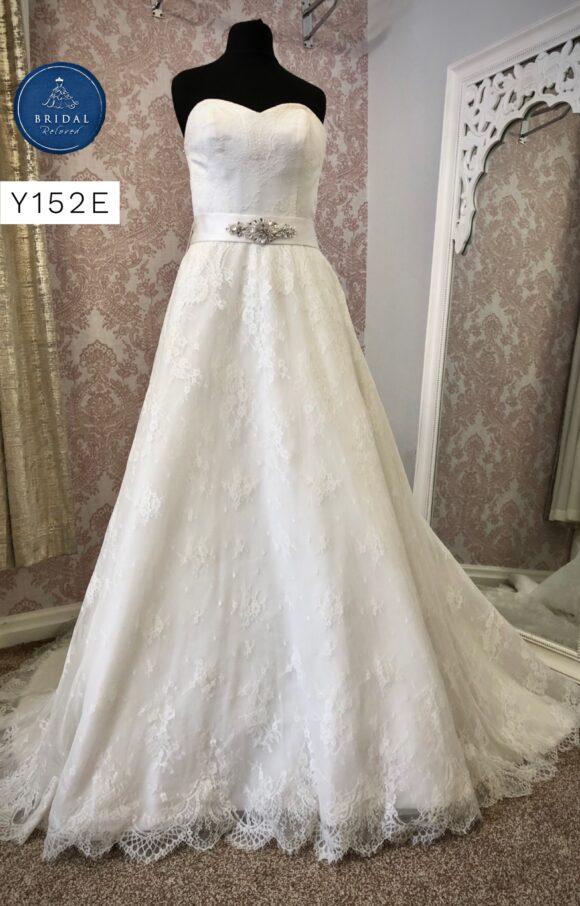 Berketex | Wedding Dress | Aline | Y152E