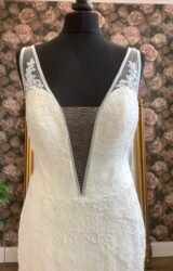 Watters | Wedding Dress | Fishtail | WN83D