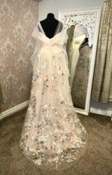 Thimbelinas | Wedding Dress | Aline | Y156