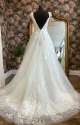 Mia Mia | Wedding Dress | Aline | WN84D