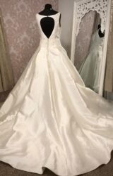 Nicole Spose   Wedding Dress   Aline   Y135E