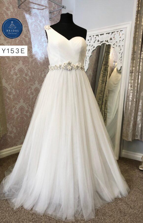 Berketex | Wedding Dress | Aline | Y153E