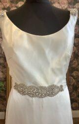 Alfred Angelo | Wedding Dress | Column | WN86D