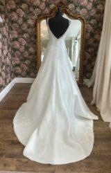 Mia Mia   Wedding Dress   Aline   WN91D