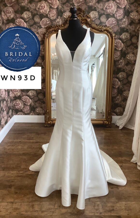 Mia Mia   Wedding Dress   Fishtail   WN93D