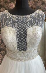 Mia Mia | Wedding Dress | Empire | WN92D