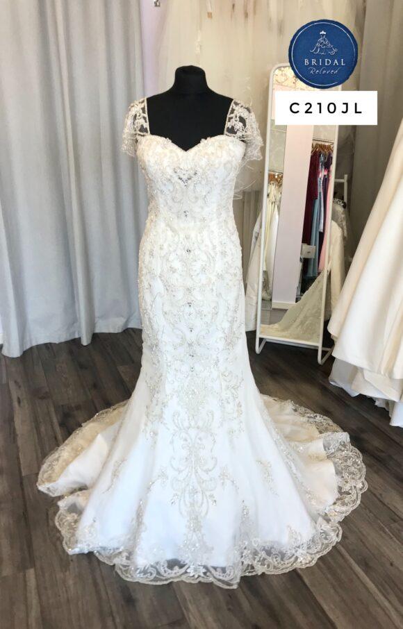 Phoenix Gowns | Wedding Dress | Fishtail | C210JL
