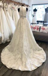 Justin Alexander | Wedding Dress | Aline | C211JL