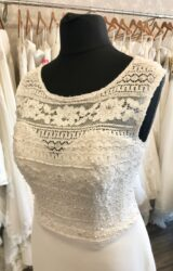 Catherine Parry | Wedding Dress | Column | C213JL
