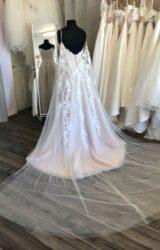 Mooshki | Wedding Dress | Aline | C215JL