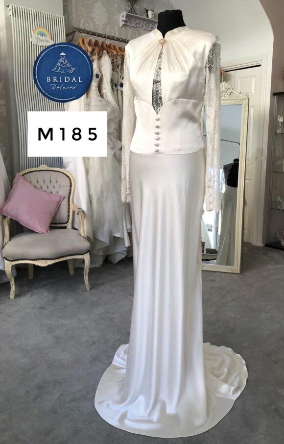Sanyukta Shrestha | Wedding Dress | Column | M185