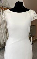 San Patrick | Wedding Dress | Column | M184