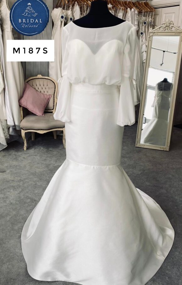 Mia Mia | Wedding Dress | Fishtail | M187S